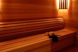 atlaspool sauna room