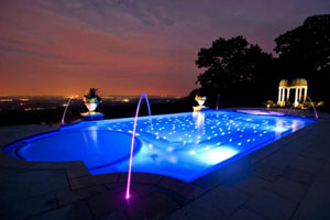 atlaspool swimming pool lighting