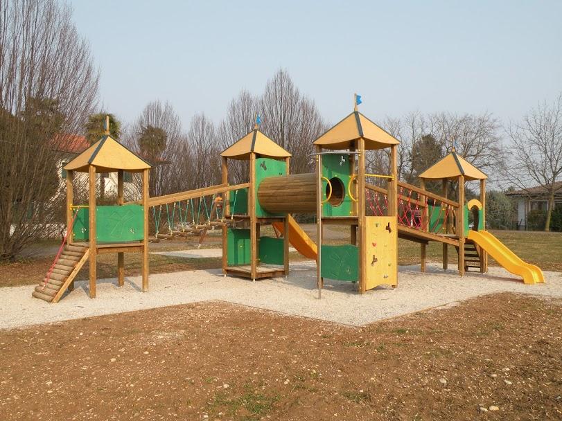 Kids Playground and Equipment