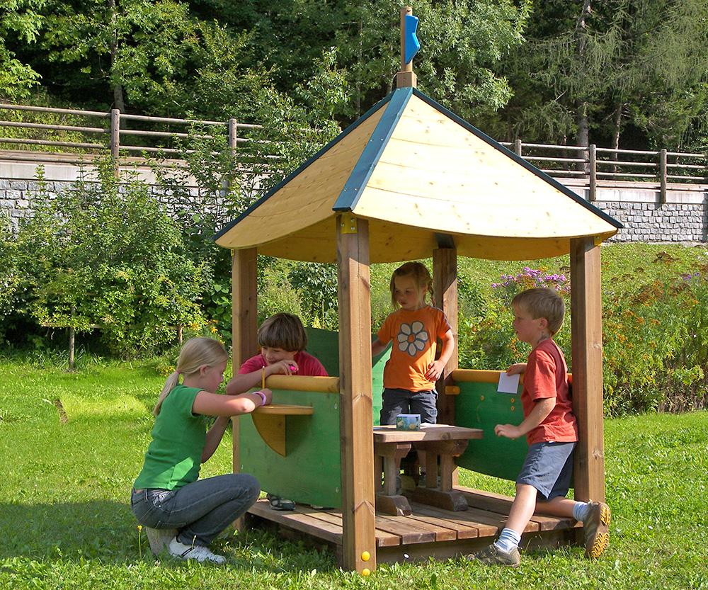 Legnolandia Playground Equipment